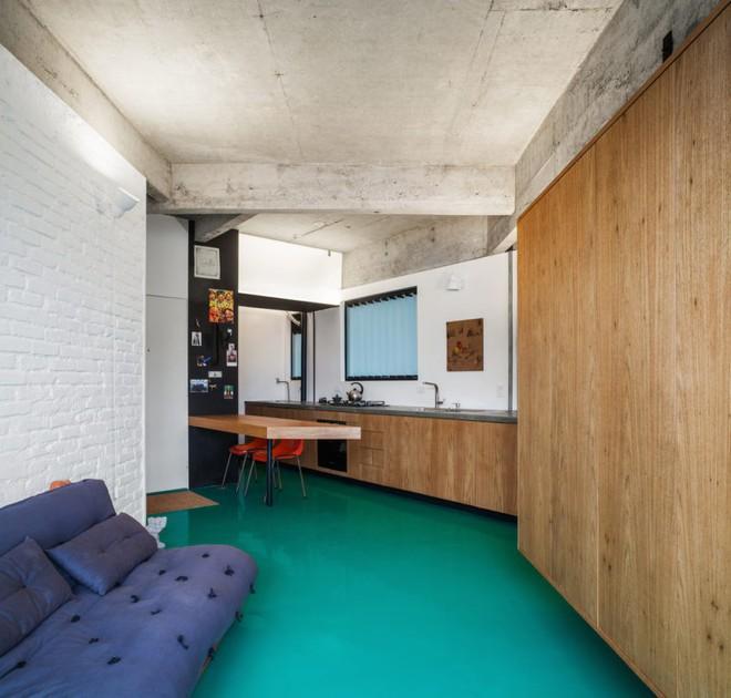 Tham khảo cách cải tạo căn hộ nhỏ để tăng thêm view mà vẫn không làm tốn thêm diện tích - Ảnh 2.