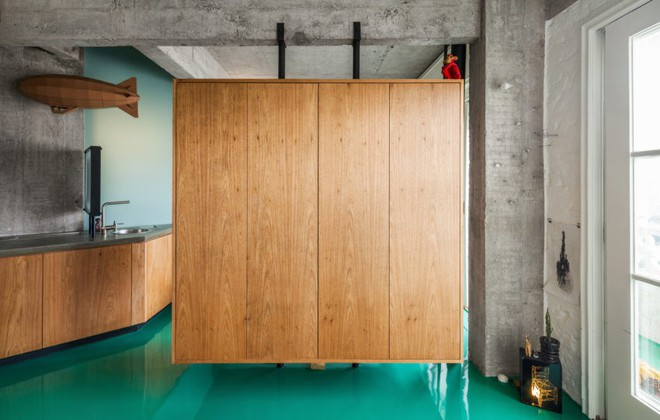 Tham khảo cách cải tạo căn hộ nhỏ để tăng thêm view mà vẫn không làm tốn thêm diện tích - Ảnh 3.