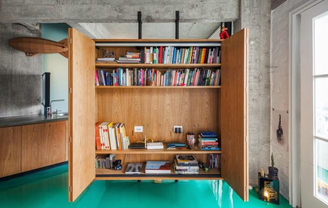 Tham khảo cách cải tạo căn hộ nhỏ để tăng thêm view mà vẫn không làm tốn thêm diện tích - Ảnh 4.
