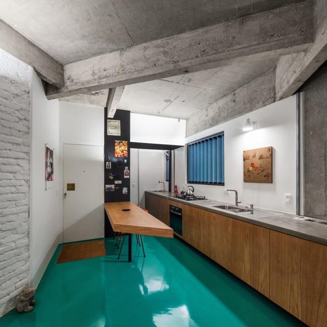 Tham khảo cách cải tạo căn hộ nhỏ để tăng thêm view mà vẫn không làm tốn thêm diện tích - Ảnh 5.