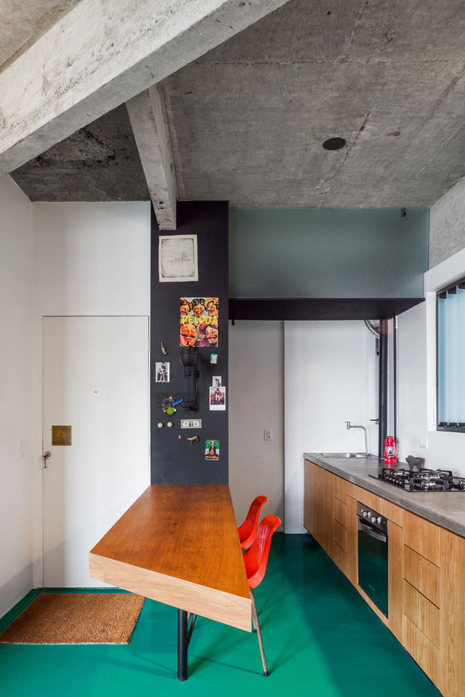 Tham khảo cách cải tạo căn hộ nhỏ để tăng thêm view mà vẫn không làm tốn thêm diện tích - Ảnh 7.