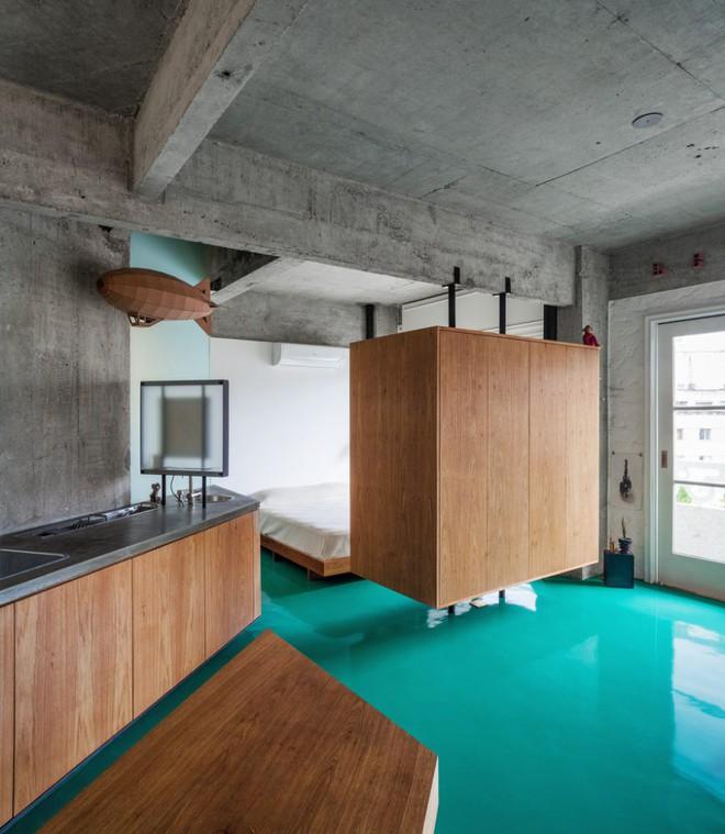 Tham khảo cách cải tạo căn hộ nhỏ để tăng thêm view mà vẫn không làm tốn thêm diện tích - Ảnh 8.
