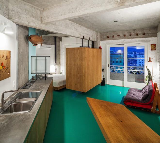 Tham khảo cách cải tạo căn hộ nhỏ để tăng thêm view mà vẫn không làm tốn thêm diện tích - Ảnh 9.