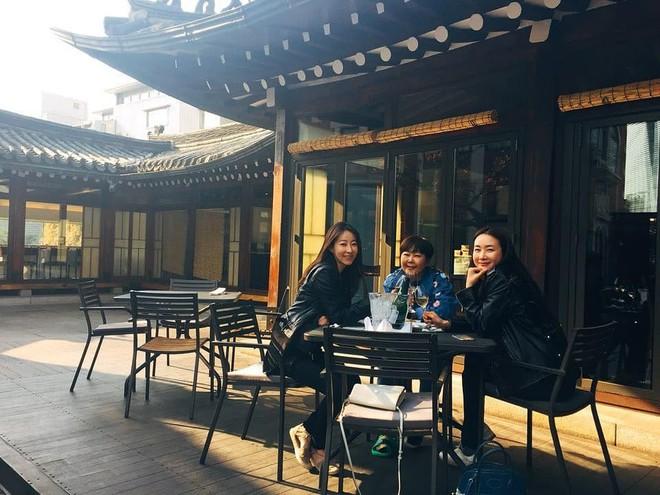 Choi Ji Woo lộ mặt tròn xoe tăng cân, nghi vấn đã mang thai sau đám cưới bí mật  - Ảnh 2.