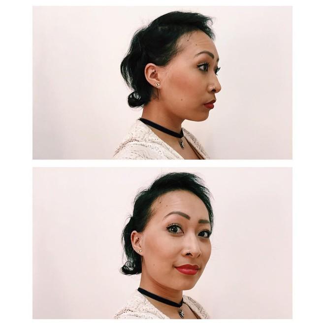 Tình yêu cảm động người phụ nữ gốc Việt: Nhờ rụng sạch tóc trên đầu mà nhận ra được chân tình của người đàn ông bên cạnh - Ảnh 7.