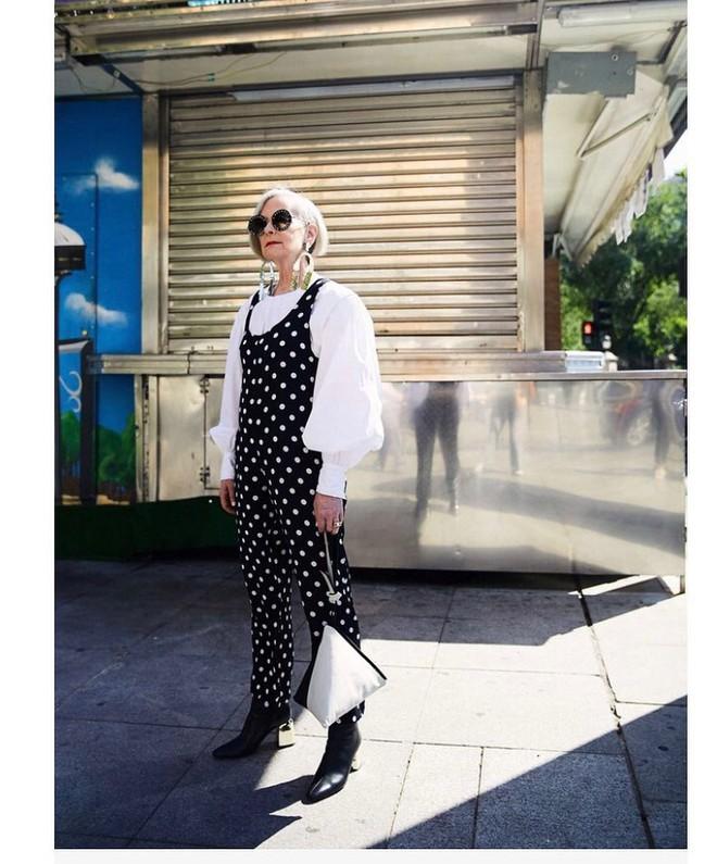 Cụ bà trở thành biểu tượng thời trang tuổi 64 và câu chuyện danh tiếng ập đến theo cách không thể ngờ tới - Ảnh 10.