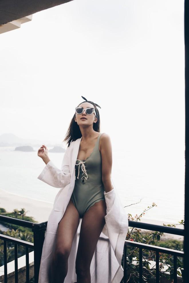 Quần áo bình thường còn giấu dáng được, nhưng đồ bơi nhất định phải chọn đúng thiết kế chuẩn dáng - Ảnh 13.