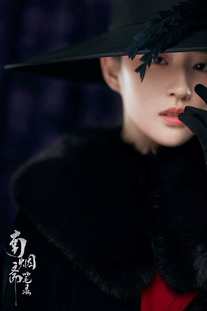 Xót xa trước cảnh Lưu Diệc Phi kiệt sức, gầy tong teo trên phim trường - Ảnh 6.