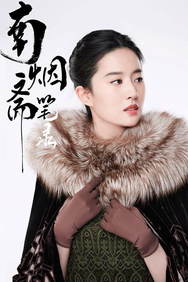 Xót xa trước cảnh Lưu Diệc Phi kiệt sức, gầy tong teo trên phim trường - Ảnh 7.
