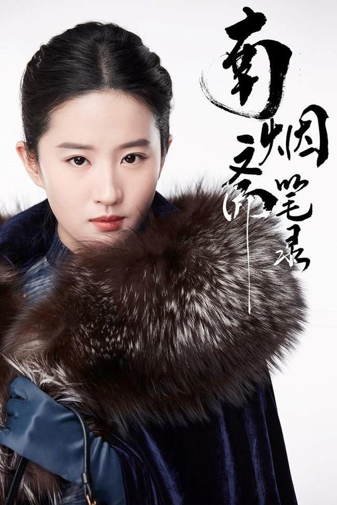 Xót xa trước cảnh Lưu Diệc Phi kiệt sức, gầy tong teo trên phim trường - Ảnh 8.