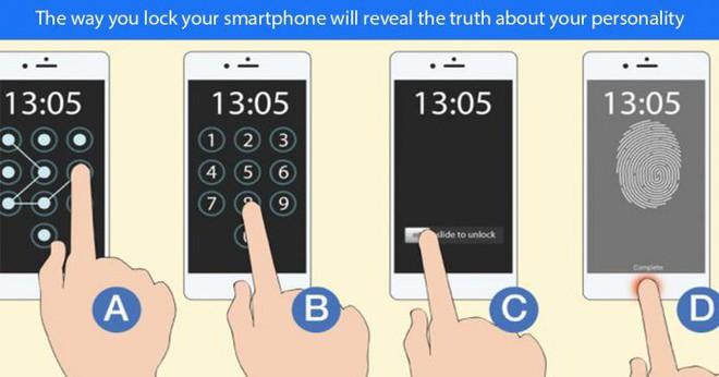 Nghe chẳng liên quan nhưng thói quen khóa điện điện thoại di động cũng có thể nói lên điểm đặc biệt bên trong con người bạn đấy - Ảnh 1.