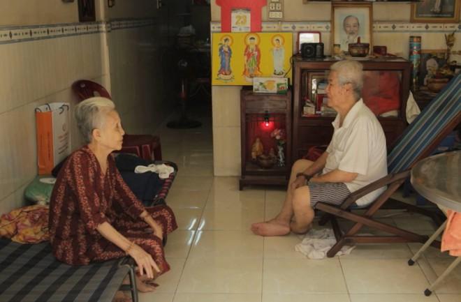 Chuyện về nghệ sĩ 86 tuổi vẫn đi bán vé số khiến Trấn Thành - Cẩm Ly xúc động mạnh  - Ảnh 6.