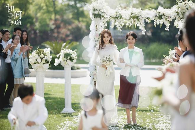 Hé lộ cảnh ngọc nữ Đường Yên mặc váy cưới, làm cô dâu cực xinh đẹp - Ảnh 2.