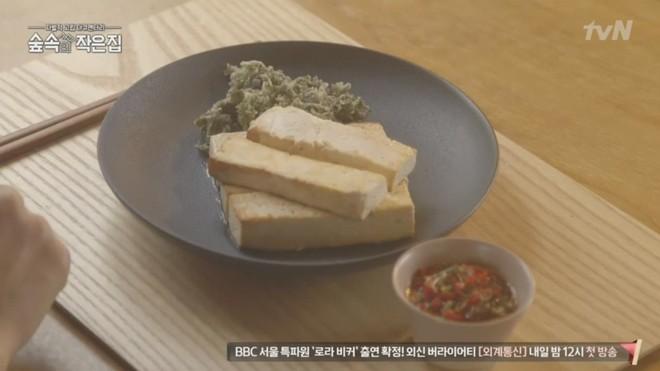 Park Shin Hye bỏ dùng điện thoại, ăn rau dại đúng kiểu người rừng - Ảnh 5.