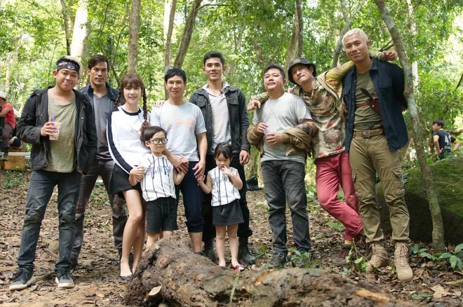 7 cặp vợ chồng làm phim vừa thành công, vừa hạnh phúc của điện ảnh Việt - Ảnh 3.