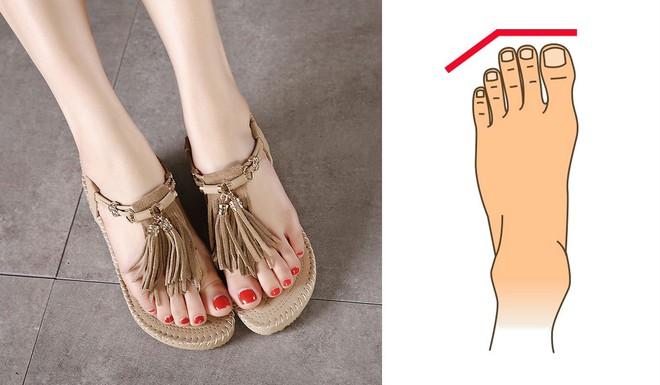 Nhìn xuống bàn chân mình xem chân bạn thuộc kiểu nào và tôi sẽ nói về bí mật tính cách con người bạn - Ảnh 2.