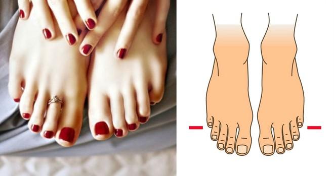 Nhìn xuống bàn chân mình xem chân bạn thuộc kiểu nào và tôi sẽ nói về bí mật tính cách con người bạn - Ảnh 7.