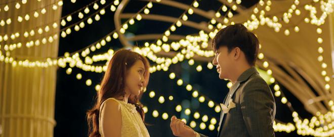 Jun Phạm - Khả Ngân khóa môi tình tứ trong trailer phim mới đậm chất ngôn tình - Ảnh 8.