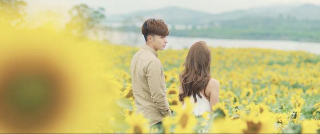 Jun Phạm - Khả Ngân khóa môi tình tứ trong trailer phim mới đậm chất ngôn tình - Ảnh 7.