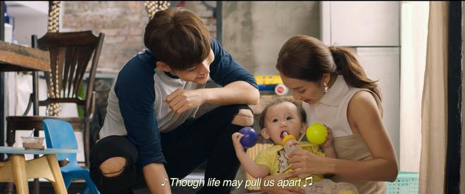 Jun Phạm - Khả Ngân khóa môi tình tứ trong trailer phim mới đậm chất ngôn tình - Ảnh 6.