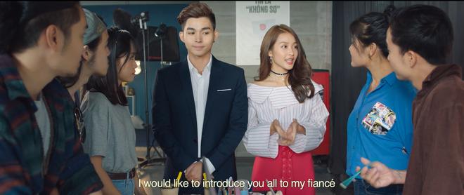 Jun Phạm - Khả Ngân khóa môi tình tứ trong trailer phim mới đậm chất ngôn tình - Ảnh 10.