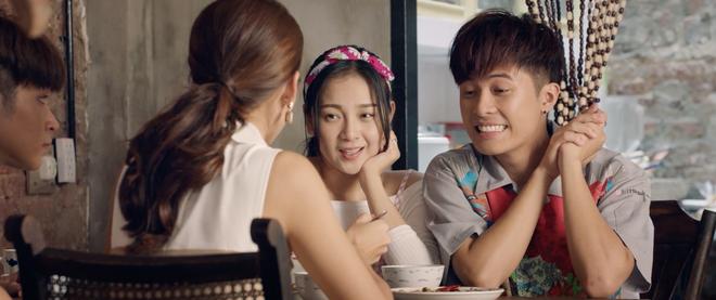 Jun Phạm - Khả Ngân khóa môi tình tứ trong trailer phim mới đậm chất ngôn tình - Ảnh 5.