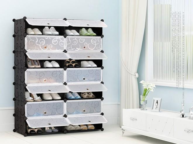 4 mẫu tủ lưu trữ tiện ích cho 4 không gian khác nhau giúp nhà luôn gọn đẹp - Ảnh 2.