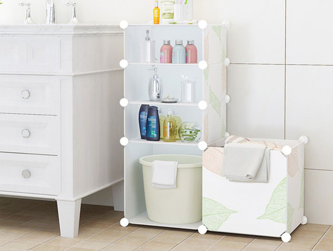4 mẫu tủ lưu trữ tiện ích cho 4 không gian khác nhau giúp nhà luôn gọn đẹp - Ảnh 12.
