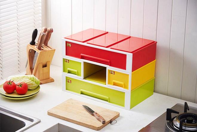 4 mẫu tủ lưu trữ tiện ích cho 4 không gian khác nhau giúp nhà luôn gọn đẹp - Ảnh 14.