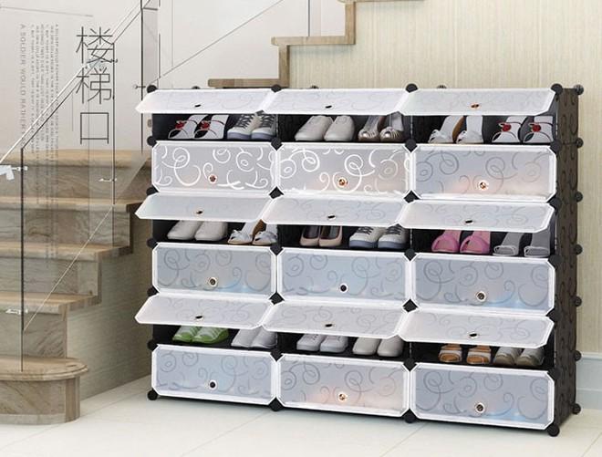 4 mẫu tủ lưu trữ tiện ích cho 4 không gian khác nhau giúp nhà luôn gọn đẹp - Ảnh 3.
