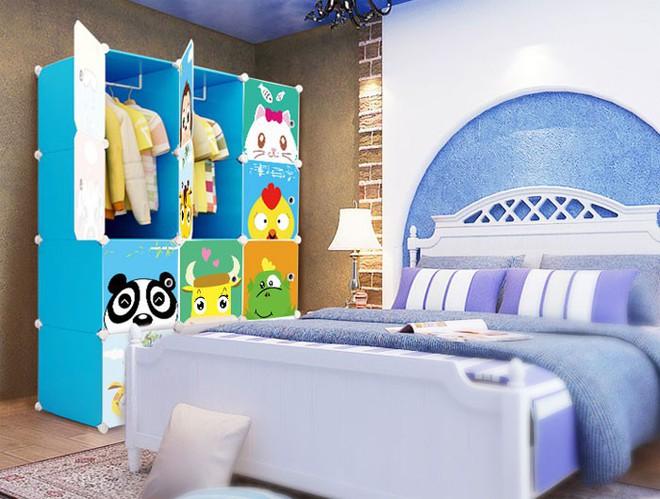 4 mẫu tủ lưu trữ tiện ích cho 4 không gian khác nhau giúp nhà luôn gọn đẹp - Ảnh 8.
