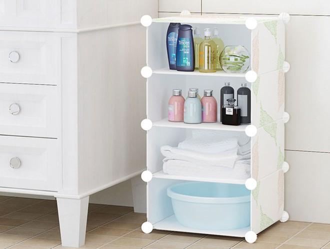 4 mẫu tủ lưu trữ tiện ích cho 4 không gian khác nhau giúp nhà luôn gọn đẹp - Ảnh 10.