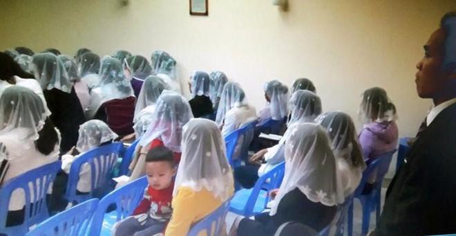 Công an điều tra nhóm người Hội Thánh Đức Chúa Trời Mẹ truyền đạo trái phép ở Gia Lai - Ảnh 1.
