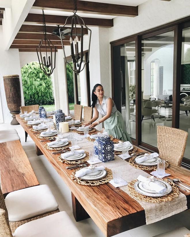 Lấy chồng 3 năm chưa sinh con, vợ Thượng nghị sĩ Phillipines, bạn của Tăng Thanh Hà vẫn sang chảnh rực rỡ như gái son - Ảnh 17.
