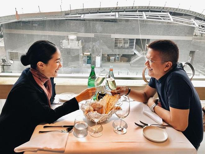 Lấy chồng 3 năm chưa sinh con, vợ Thượng nghị sĩ Phillipines, bạn của Tăng Thanh Hà vẫn sang chảnh rực rỡ như gái son - Ảnh 21.