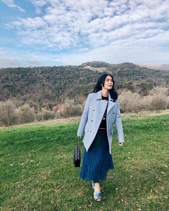 Lấy chồng 3 năm chưa sinh con, vợ Thượng nghị sĩ Phillipines, bạn của Tăng Thanh Hà vẫn sang chảnh rực rỡ như gái son - Ảnh 5.
