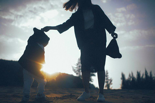 Tự tin có thể làm mẹ đơn thân, không ngờ có ngày tôi phải tay trắng nuôi con - Ảnh 2.