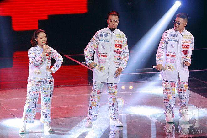 Vượt mặt học trò Hồ Hoài Anh, nhóm Lộn xộn trở thành Quán quân Sing my song 2018 - Ảnh 5.