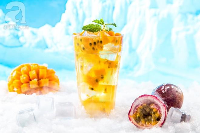 Giải tỏa cơn khát ngày hè với trà chanh dây thơm ngon chưa từng thấy - Ảnh 6.