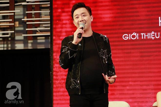 Trường Giang âm thầm vắng mặt, vợ chồng Trấn Thành náo loạn show Khi đàn ông mang bầu - Ảnh 3.