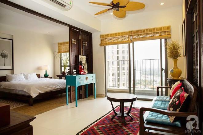 Phảng phất nét xưa trong căn hộ của người đàn ông yêu vẻ đẹp truyền thống Việt ở Sài Gòn - Ảnh 11.