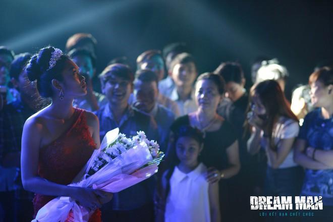 Thanh Duy, Thanh Tú gây choáng khi đóng phim kinh dị về mạng xã hội - Ảnh 4.