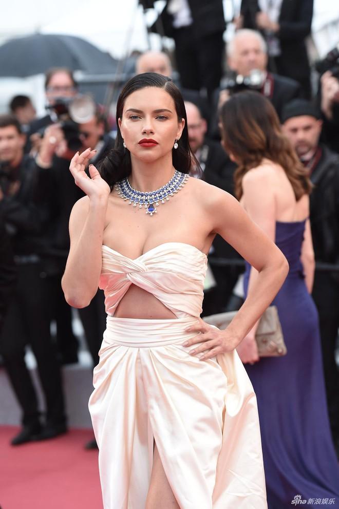 Dàn soái ca Châu Á Huỳnh Hiểu Minh, Yoo Ah In khiến loạt mỹ nhân phải lép vế khi xuất hiện trên thảm đỏ Cannes - Ảnh 14.