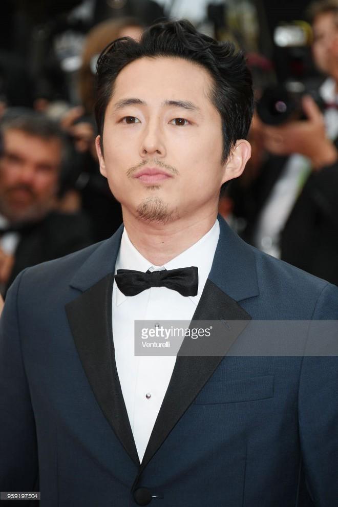 Dàn soái ca Châu Á Huỳnh Hiểu Minh, Yoo Ah In khiến loạt mỹ nhân phải lép vế khi xuất hiện trên thảm đỏ Cannes - Ảnh 7.