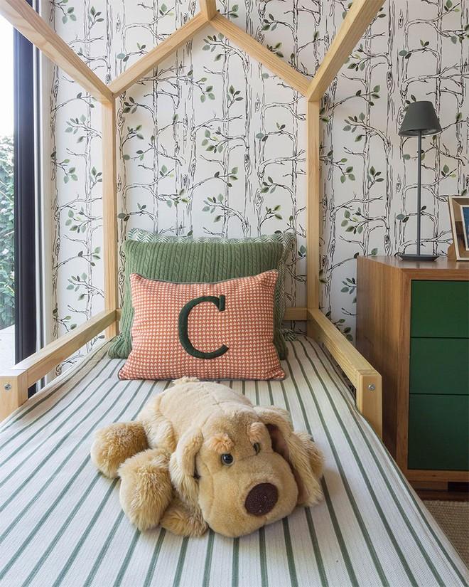 Thiết kế phòng ngủ cho cặp đôi song sinh siêu dễ thương  - Ảnh 3.