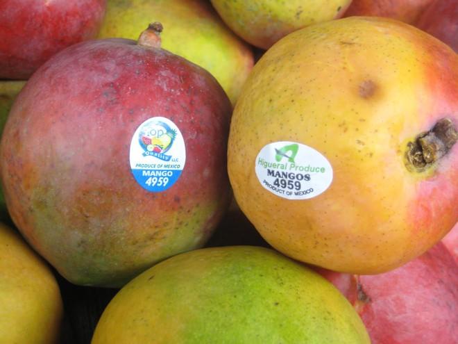 Cầm trái cây nhập khẩu là phải xem ngay những con số này rồi hãy quyết định mua - Ảnh 1.