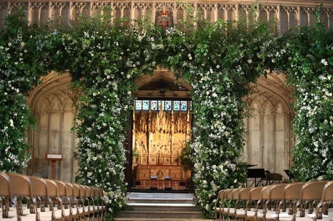 Cận cảnh những khoảnh khắc như mơ từ đám cưới hoàng gia 40 triệu đô, có hàng tỉ người ngóng chờ - Ảnh 18.