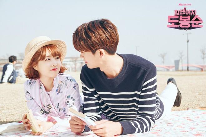 Ghen với Han Ji Min và Kim Hyun Joo, Park Bo Young bất ngờ gửi xe đồ ăn cho Park Hyung Sik - Ảnh 5.