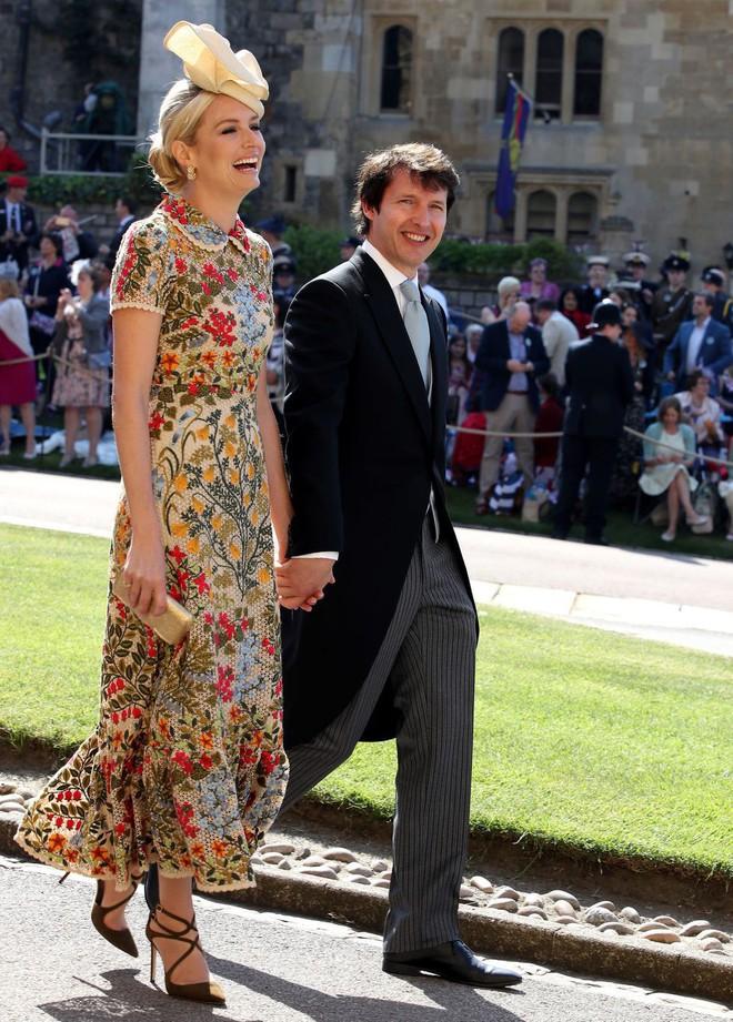 Không chỉ có cô dâu, dàn khách mời của đám cưới Hoàng gia cũng có 10 bộ cánh xuất sắc thật sự - Ảnh 4.