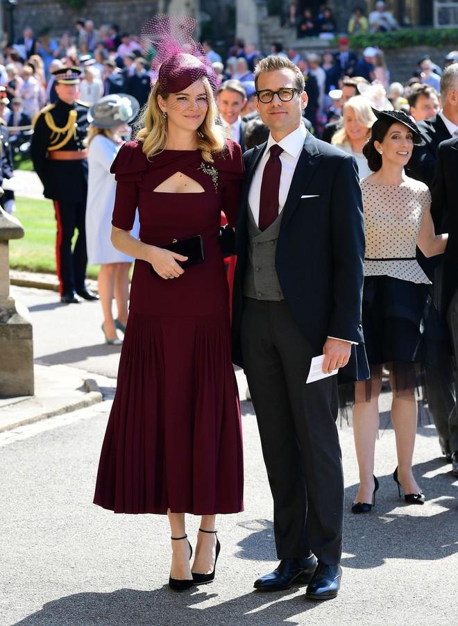 Không chỉ có cô dâu, dàn khách mời của đám cưới Hoàng gia cũng có 10 bộ cánh xuất sắc thật sự - Ảnh 6.